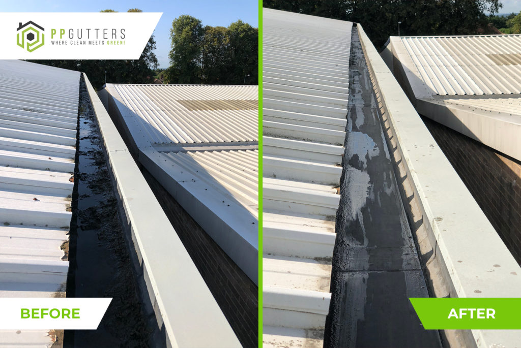 Commercial-gutter-clean-7